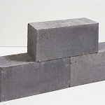 Anthracite bloc d'empilement